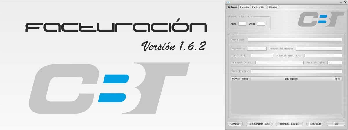 Soft CBT-Facturación Versión 1.6.2 (Contingencia)