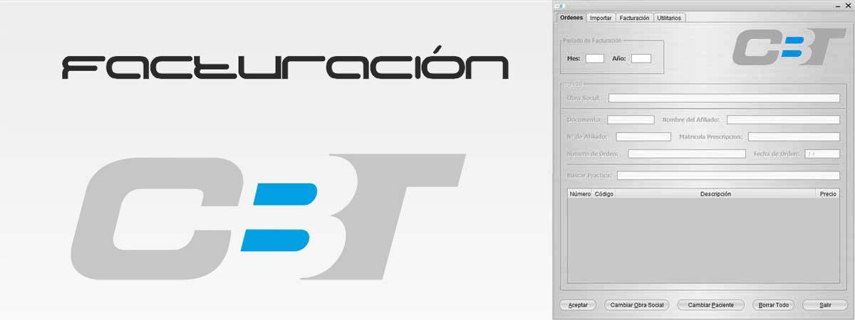 Soft CBT-Facturación Versión 1.7