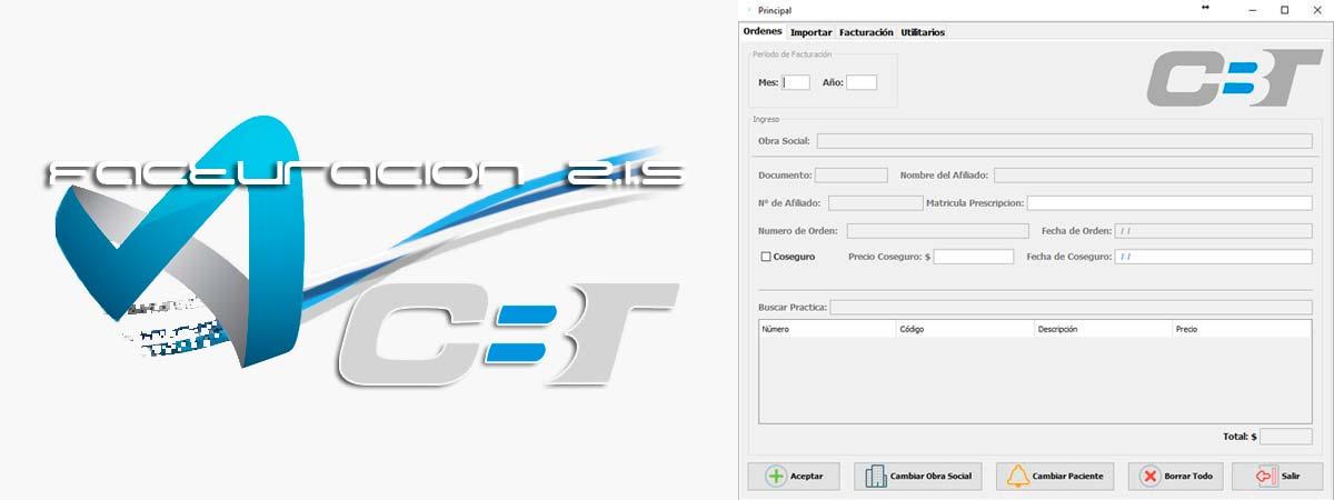 Soft CBT-Facturación Versión 2.1.5.1