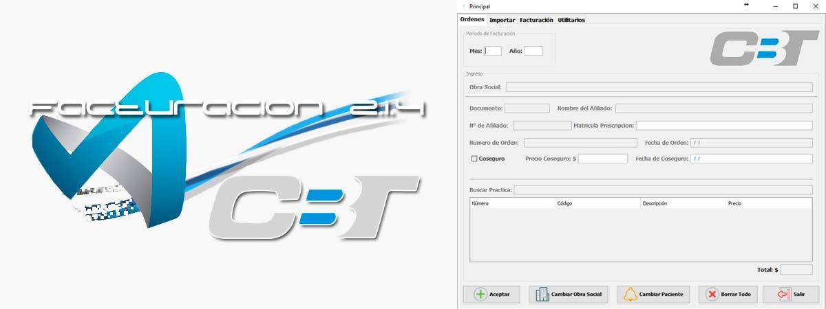 Soft CBT-Facturación Versión 2.1.4