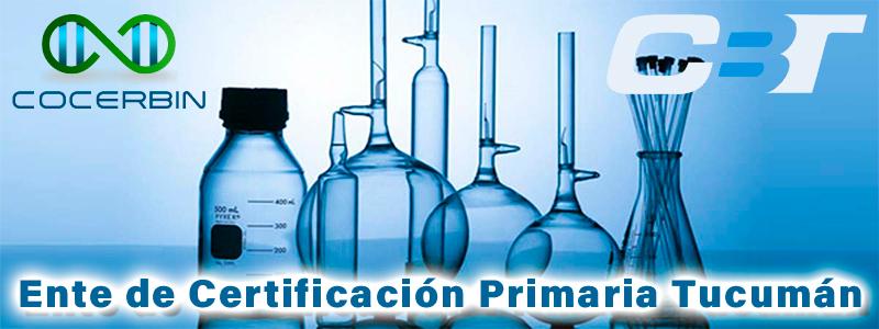 Bioquímicos certificados COCERBIN